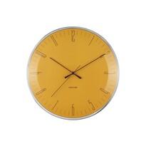 Ceas de perete de design Karlsson KA5754YE, 40 cm