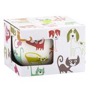 Hrnek Barevné kočky 500 ml