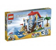 Lego Creator Plážový domek, vícebarevná