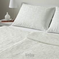 Veba Geon Buborékok damaszt ágynemű, tejszín