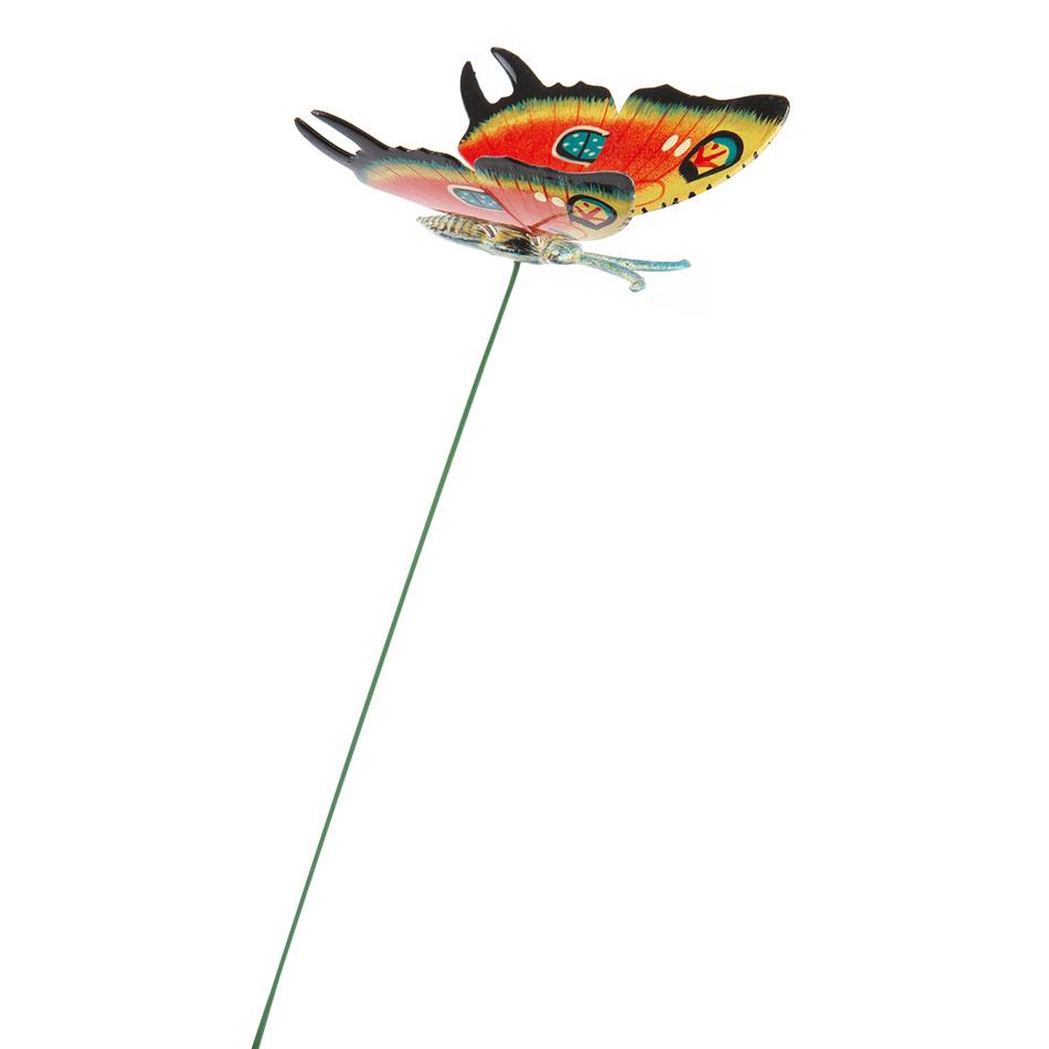 Zápich Motýl, 30 cm
