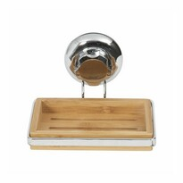 Compactor Bambusový držiak na mydlo Bestlock SPA Bamboo
