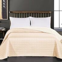 DecoKing Narzuta na łóżko Salice beżowy, 240 x 260 cm