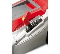 Elektrická rotační sekačka ABG 220, červená