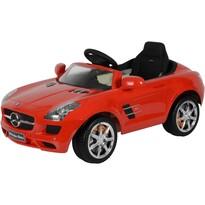 Buddy Toys BEC 7111 Elektrické autíčko Mercedes Benz SLS, červená