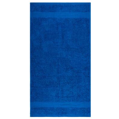 Ručník Olivia tmavě modrá, 50 x 90 cm