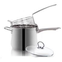 Orion fritőz edény, 3,7 l, rozsdamentes acél