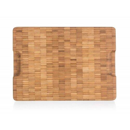 Tocător din lemn Banquet Brillante35 x 25 x 3 cm, mozaic imagine 2021 e4home.ro