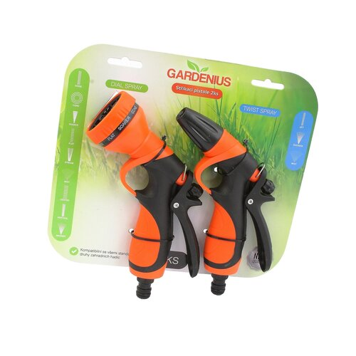 Gardenius GR1R0002 polievací set, 2 ks