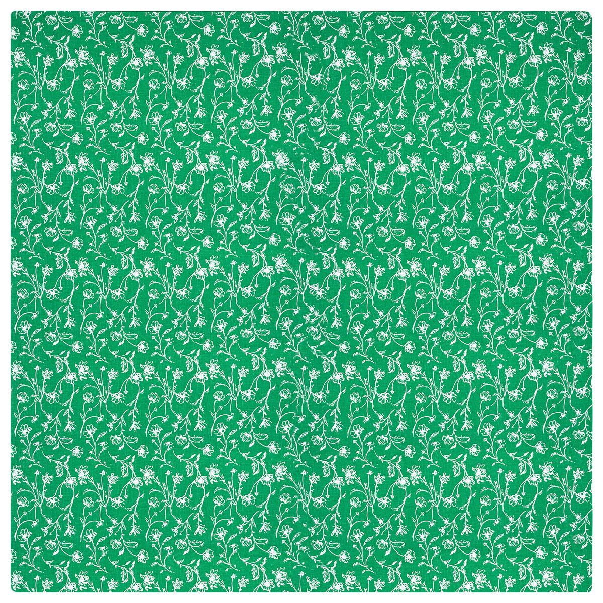 Ubrus Zora zelená, 60 x 60 cm