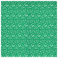 Obrus Zora zielony, 60 x 60 cm