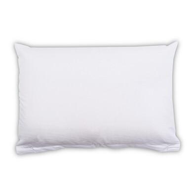 Faţă de pernă 4Home, neprofilată,alb, 40 x 60 cm