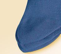 Bambusové ponožky, modrá, 43 - 46