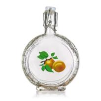 Banquet Apricot pálinkás üveg hermetikus zárással, 400 ml