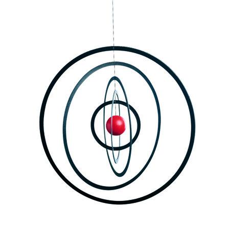 Kinet Science Fiction 24 cm, červený