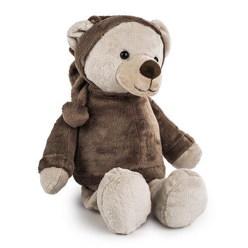 BO-MA Trading Medvěd s kapucí, 50 cm