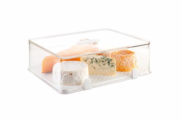 Tescoma Purity Zdravá dóza do ledničky vysoká 28 x 22 cm