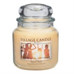 Village Candle Vonná svíčka Plážová párty - Beach Party, 397 g