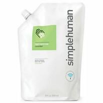 Simplehuman Hydratačné penové mydlo 828 ml, uhorka