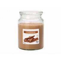 Vonná svíčka ve skle Skořice, 500 g