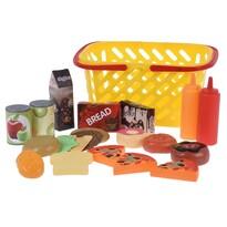 Koopman Dziecięcy zestaw do zabawy Idziemy na zakupy, żółty