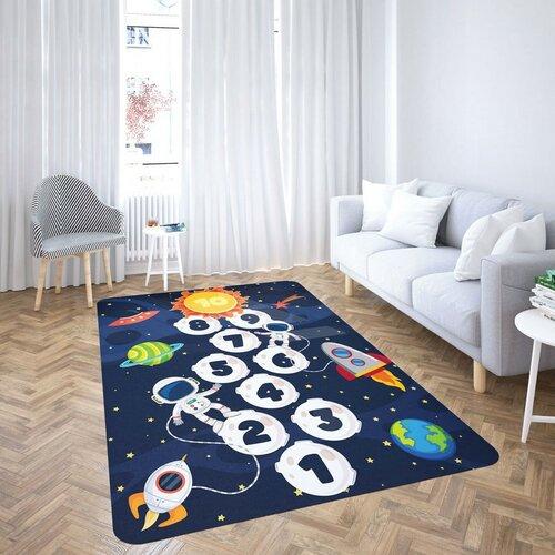 Domarex memóriahabos gyermekszőnyeg Galaxy, 100 x 150 cm