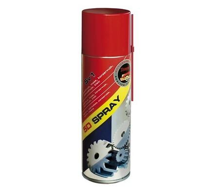 Druchema TEMPO 5D UNIVERZÁLNÍ Spray 300 ml