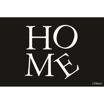 Domarex LiveLaugh Home lábtörlő, 40 x 60 cm