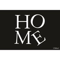 Domarex Wycieraczka LiveLaugh Home, 40 x 60 cm