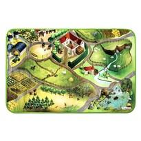 Detský koberec Ultra Soft Farma, 100 x 150 cm