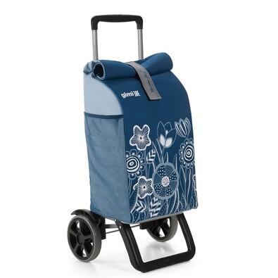Nákupní taška na kolečkách Rolling Thermo modrá