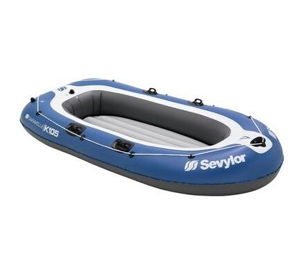 Nafukovací člun, Caravelle KK 105 - 3+0, Sevylor, modrá