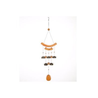 Zvonkohra oranžová 85 cm