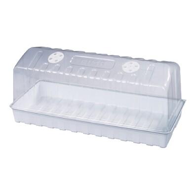 Miniskleník s ventilací