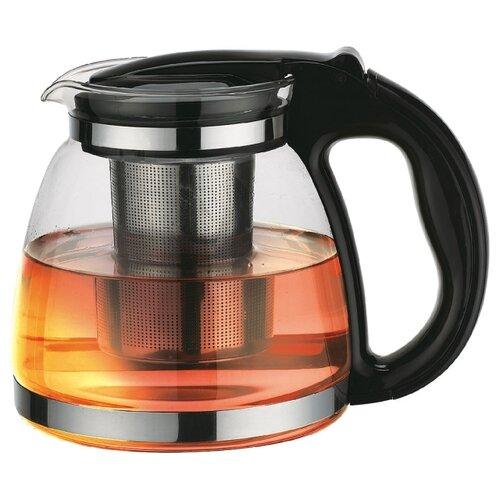 Ceainic din sticlă Orava VK-150, cu sită din inox