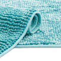 AmeliaHome Bati fürdőszobaszőnyeg, kék, 50 x 70 cm