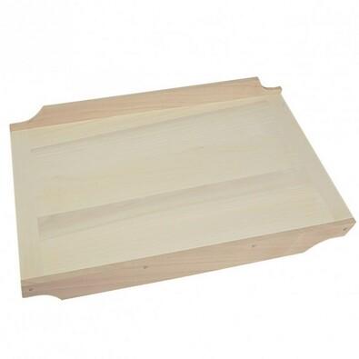 Vál na těsto dřevěný 70 x 50 cm