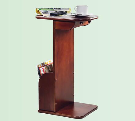 Stylový odkládací stolek z borovice