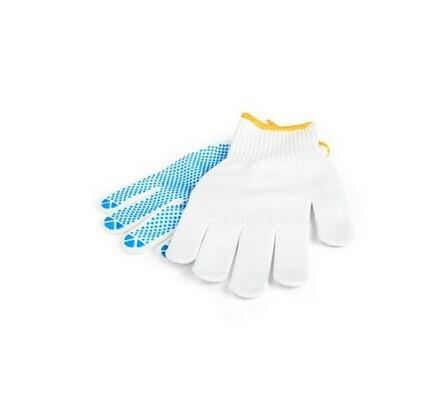 Pracovní rukavice s řetízkovým úpletem, L