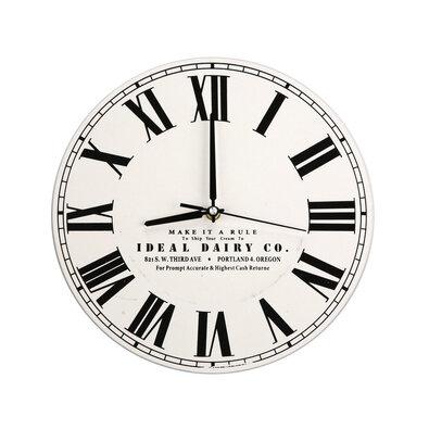 Altom Nástěnné hodiny Franck, pr. 30 cm