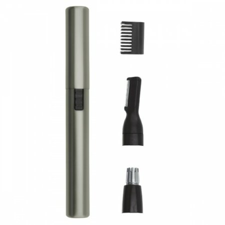 Wahl 5640-1016 Micro Lithium Satin Silver