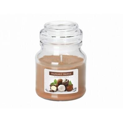 Vonná svíčka ve skle Lískový lanýž, 120 g