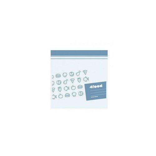 Tescoma Vrecká na potraviny 4FOOD 20 x 20 cm, 20 ks