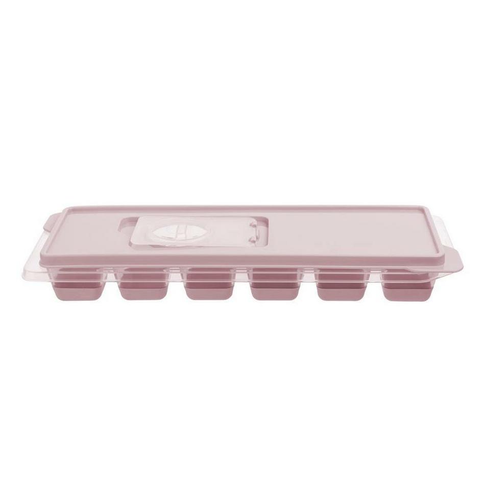 Jégkocka forma Ice cube, rózsaszín
