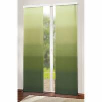Japonská stěna Darking zelená, 50 x 245 cm