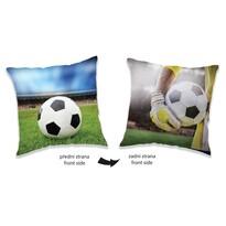 Poduszka Fotball, 40 x 40 cm