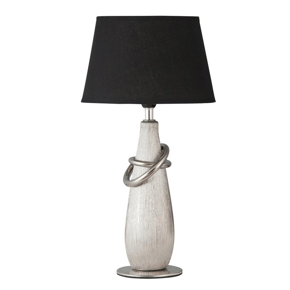 Rabalux 4372 Evelyn stolní lampa, černá