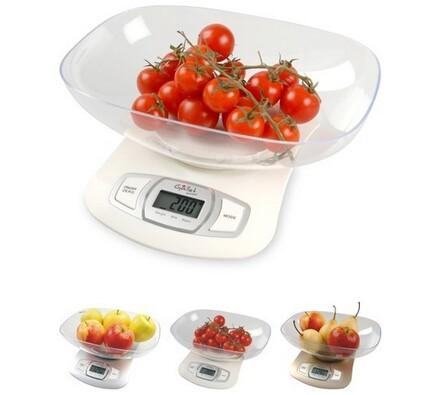 Kuchyňská váha Gallet BAC 360W, bílá