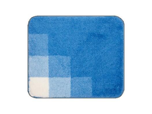 Koupelnová předložka Grund UDINE světle modrá, 55 x 65 cm