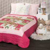 4Home Dětský přehoz na postel Princess, 140 x 200 cm